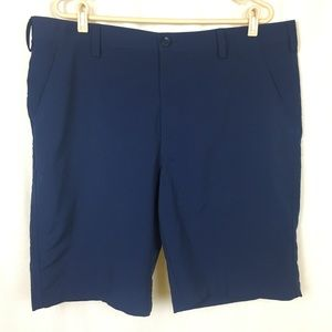 Under Armour Mens 40 XL Bent Grass Golf Shorts